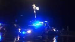 Samochód potrącił wózek. Dziecko trafiło do szpitala.
