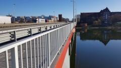 Malborskie Światłowody już po drugiej stronie nowego mostu! Teraz podłączamy Kałdowo. Zobacz wideo i zdjęcia.