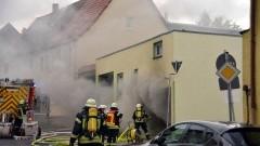 Wśród ewakuowanych z zadymionego domu było dziecko – raport sztumskich służb mundurowych.