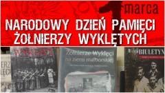 """""""Przynajmniej tyle możemy dla nich zrobić"""" - wystawa poświęcona Żołnierzom Wyklętym w ZSP4 w Malborku."""