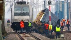 Szymankowo. Zderzenie lokomotywy z drezyną, 2 osoby zginęły! 9 marca…