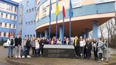 Uczniowie ZSP3 z wizytą studyjną w Poznaniu.