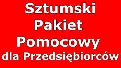 Sztumski Pakiet Pomocowy dla przedsiębiorców.