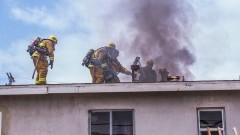 Pożary i działania w cieniu koronawirusa – raport sztumskich służb mundurowych.