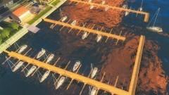 W 2021 roku będzie można korzystać z nowej przystani żeglarskiej w Sobieszewie.