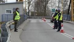 Kontrole policyjne na drogach Mierzei Wiślanej.