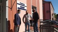 """""""Takie gesty czynią ten czas lepszym"""" - Pomezania Malbork wsparła lokalny szpital."""