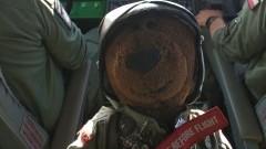 Niedźwiadek z 22. BLT w Malborku zwiedza świat.