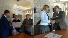 """Znamy laureatów konkursu """"Aktywne Sołectwo Pomorskie"""" z naszego powiatu."""