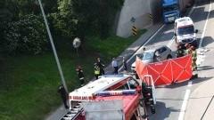 Policja poszukuje świadków śmiertelnego wypadku w Tczewie.