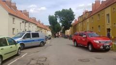 AKTUALIZACJA. Malbork. Nielegalne laboratorium w piwnicy przyczyną ewakuacji mieszkańców?