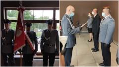 Święto Policji w sztumskiej komendzie.