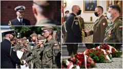 Terytorialsi z Pomorza obchodzili Święto Wojska Polskiego.