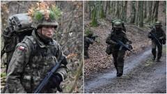 Zostań żołnierzem WOT. Wcielenie terytorialsów w 71 BLP w Malborku.