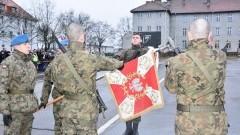 W sobotę pomorscy terytorialsi złożą przysięgę w Malborku.