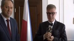 Bogdan Gałązka laureatem nagrody Gryf Pomorski.
