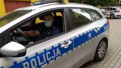 Sztum. Szybka reakcja policjanta uratowała życie nieprzytomnemu mężczyźnie.
