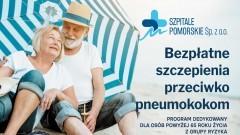 Bezpłatne szczepienia przeciwko pneumokokom dla seniorów z powiatu sztumskiego.