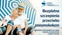 Stop pneumokokom – bezpłatne szczepienia dla seniorów z powiatu sztumskiego.