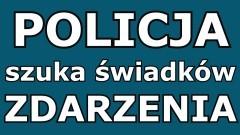 Nowodworska policja poszukuje świadków zdarzenia drogowego.