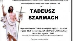 Zmarł Tadeusz Szarmach. Żył 84 lata.
