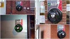 Malbork. Na terenie miasta zainstalowano 9 defibrylatorów AED.
