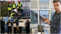 Port w Gdańsku wspiera młodych naukowców.