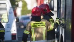 Czy podczas świąt strażacy mieli dużo pracy? – raport sztumskich służb mundurowych.
