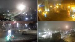 Sylwester 2020 - zobacz jak Malbork i Nowy Staw przywitał Nowy Rok.