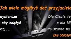 Przyłącz się do zbiórki na rzecz Malborskiego Stowarzyszenia Przyjaciół Zwierząt REKS.