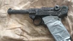 Elbląg. Nielegalna broń znaleziona u 72-latka.