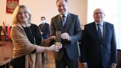 Malbork. Maria Seibert najlepszym nauczycielem Pomorza 2020.