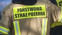 Dachowanie osobówki w Sztumskiej Wsi – raport sztumskich służb mundurowych.