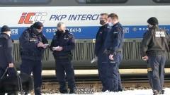 AKTUALIZACJA. Malbork. Nie żyje mężczyzna potrącony przez pociąg pendolino [wideo, zdjęcia]