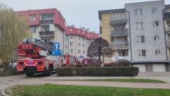 Malbork. Chcą zabrać strażacką drabinę do innego powiatu.