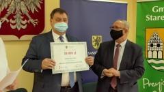 Stare Pole. Znamy tegorocznych laureatów konkursu Aktywne Sołectwo Pomorskie z naszego powiatu.