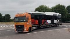 Pierwszy malborski elektryczny autobus już na bazie Miejskiego Zakładu Komunikacji. [zdjęcia]