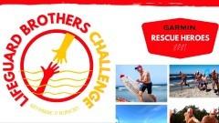 Kąty Rybackie. Przyjdź i kibicuj najlepszym ratownikom wodnym podczas Lifeguard Brothers Challange.