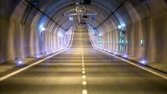 Zamknięcie tunelu pod Martwą Wisłą.