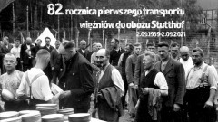 Sztutowo. Rocznica pierwszego transportu więźniów do obozu Stutthof.
