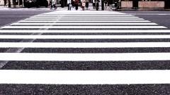 Malbork. Dwa potrącenia na przejściach dla pieszych i kierowca na podwójnym gazie.
