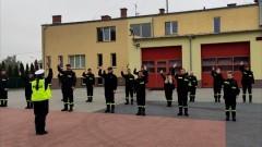 Sztum. Strażacy uczyli się pod okiem policjantów.