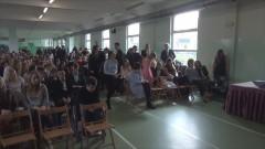 146 UCZNIÓW ZAKOŃCZYŁO EDUKACJĘ W ZSP NR 2 W MALBORKU – 24.04.2015