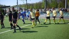 """UDANY REWANŻ GEDANII MOP""""POMEZANIA"""" Malbork -""""GEDANIA"""" Gdańsk 0-2 (0-2) - 03.05.2015"""