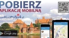 Aplikacja Mobilna miasta Malborka.