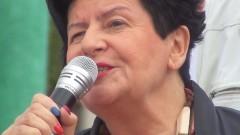 """""""MASZ DOŚĆ! CHODŹ Z NAMI!"""". JOANNA SENYSZYN, WICEPRZEWODNICZĄCA PARTII SLD Z WIZYTĄ W MALBORKU - 12.07.2015"""