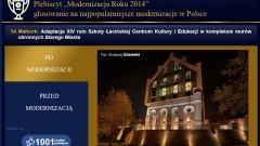 SZKOŁA ŁACIŃSKA PRZEGRYWA Z WIEŻĄ CIŚNIEŃ W PŁOCKU. POTRZEBA WASZYCH GŁOSÓW - 03.08.2015