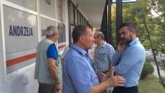 Otwarte spotkanie członków oraz sympatyków PiS w Malborku 24.08.2015