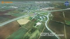 Droga ekspresowa S7: Wybrano wykonawców odcinka między Gdańskiem, Nowym Dworem Gdańskim i Elblągiem. Zobacz Wizualizację