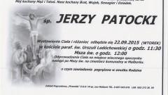 Zmarł Jerzy Patocki. Żył 66 lat.